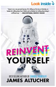 Book reinvent yourself - james altucher