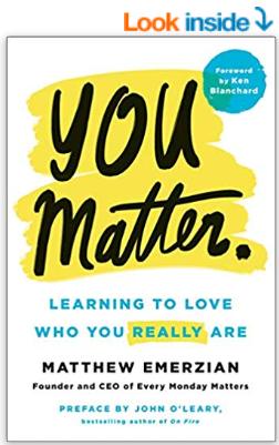 You matter book by matthew emerzian