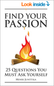 Book Find your passion