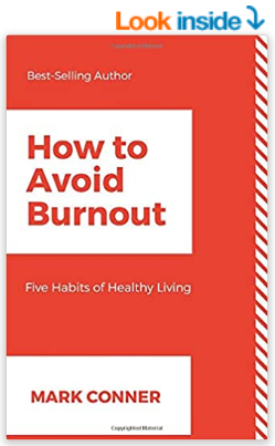 how to avoid burnout mark conner