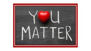 you matter blog