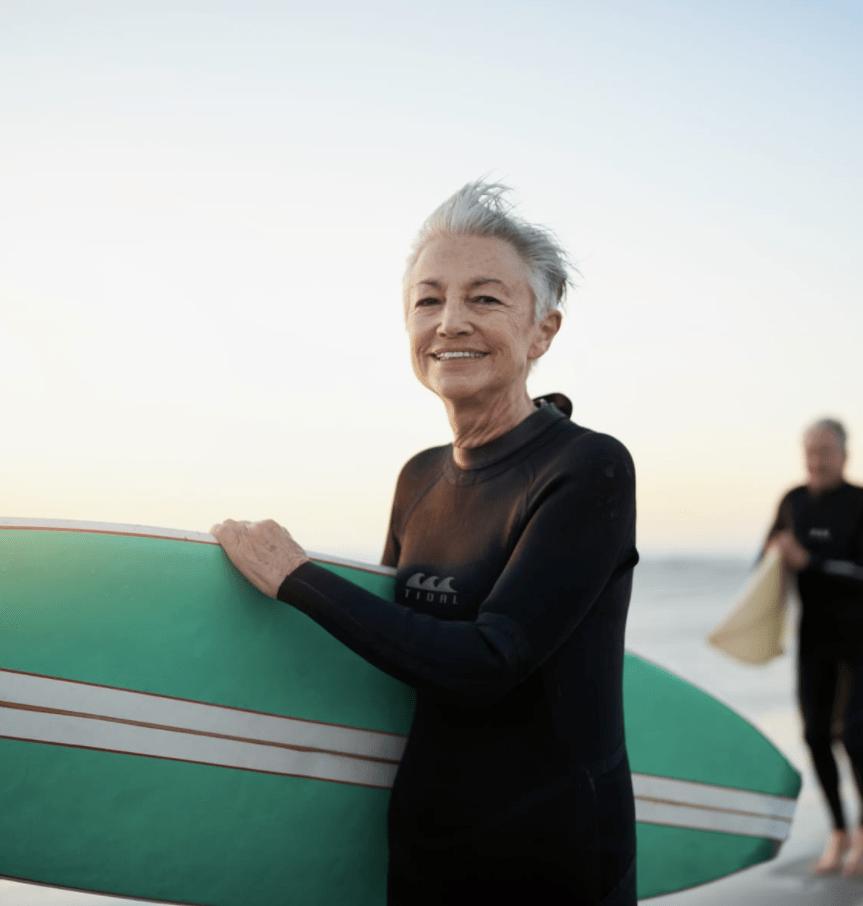 surfing health